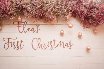 Elea's First Christmas