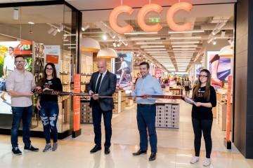 CCC Shoes & Bags откри своя магазин в Mall Veliko Tarnovo
